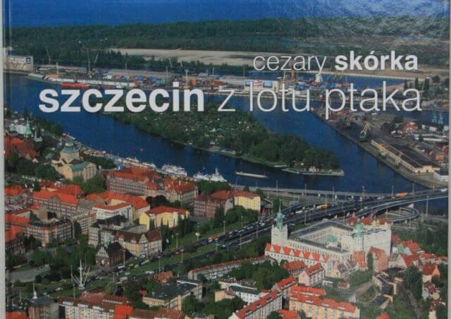 Szczecin z lotu ptaka